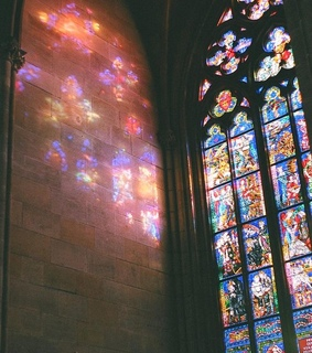 glass, cathedral and window