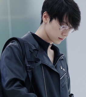 leather, fashion and wayv