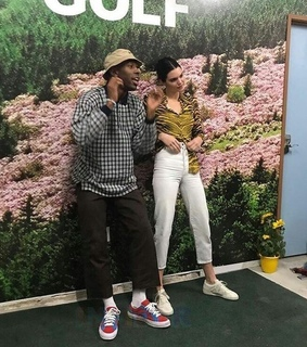 flower boy, models and kendall jenner