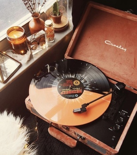 vinyl, chill and fall