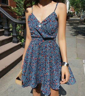 dress, indie and girls