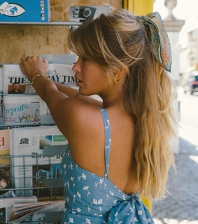 vintage, fashion and vacation