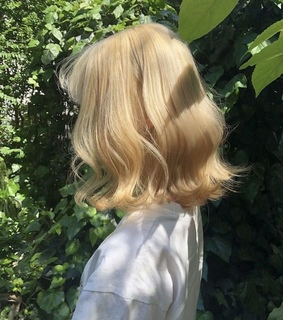 hair, blonde and yellow