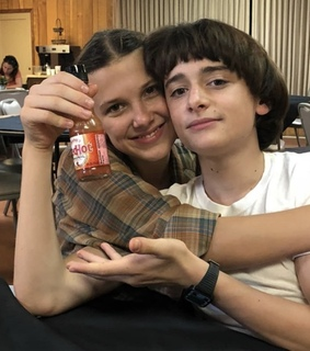 millie bobby brown, st and eleven