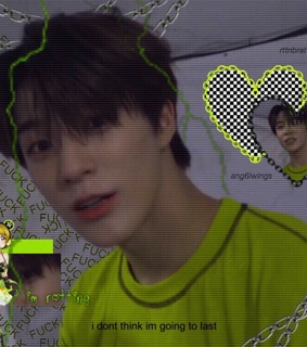 cyber edit, emocore and nct