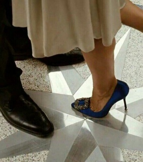 gossip girl and shoes