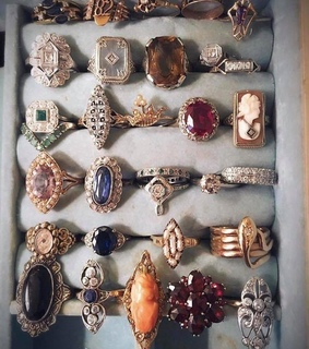 7 rings, ancient and rings