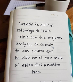 quotes, notas del dia and textos
