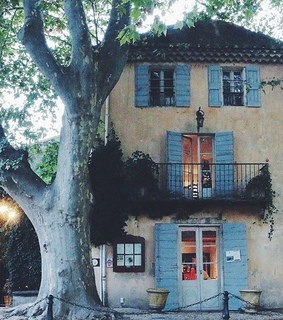 provencefrance, exterior and france