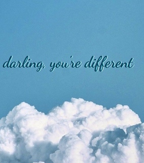 darling, blue aesthetic and blue