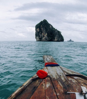 indonesia, ocean and travel