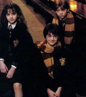 potterhead, harry potter and bff