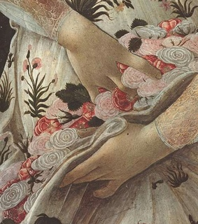flora, renaissance and painting