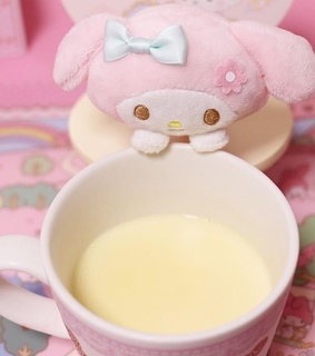 milkshake, my melody and kawaii