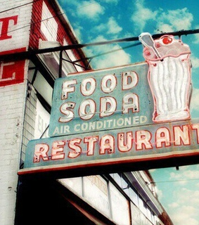 vintage, soda and aesthetic
