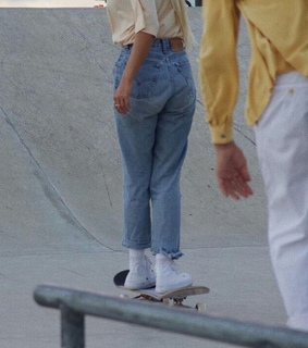 aesthetic, skate and retro