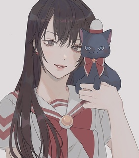 inspiration, neko and kawaii