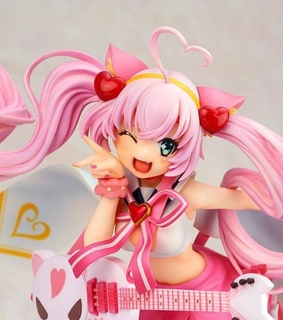 anime figure, show by rock!! and kawaii