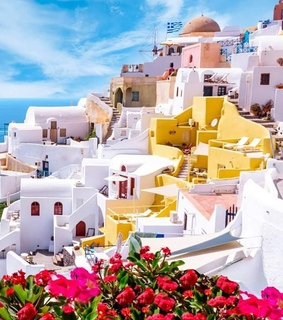 weheartit, Greece and travel