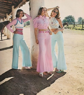 70's style, fashion and vintage style