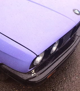 bmw, vintage and lilac