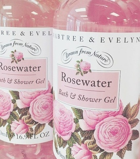 scented, rosewater and pastel