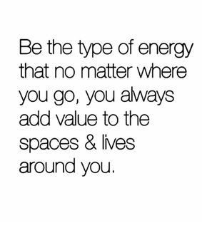 positive, value and space