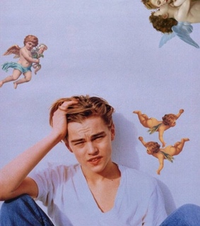 angels, leonardo dicaprio and angel