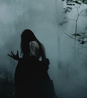 gothic, eerie and macabre