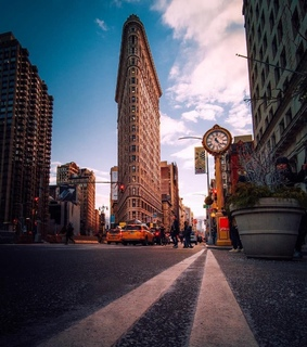 new york city and photography