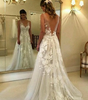 bride, white dress and wedding dress