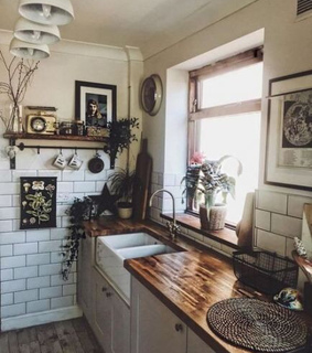 home inspo, kitchen and rustic