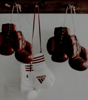 fight, boxe and aesthetic