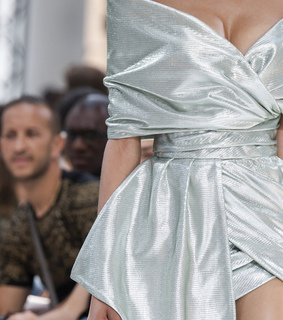 fashion, haute couture and alexandre vauthier