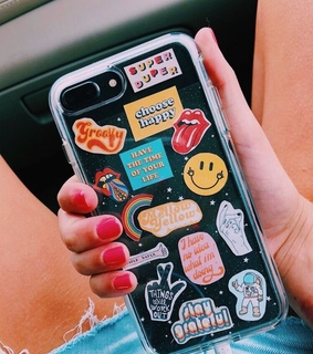 aesthetic, vsco and cute phone case