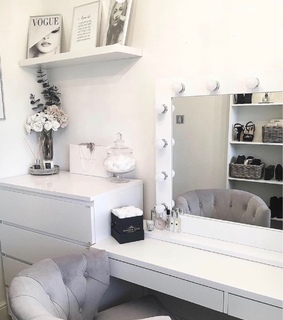home, decoration and beauty room