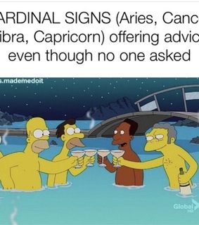 aries, zodiac signs and cardinal signs