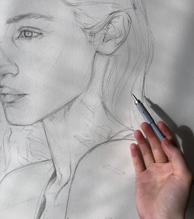 drawing, inspiration and pencil