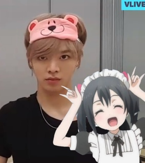 yuta, nct and anime
