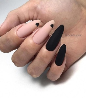 nails, manicure and nail art