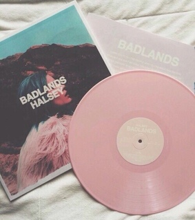 badlands, pink and aesthetic
