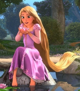tangled and disney