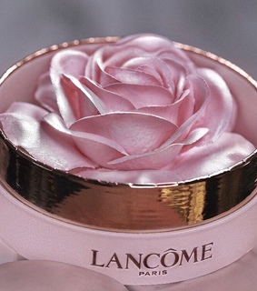 beauty, rosa and lancome