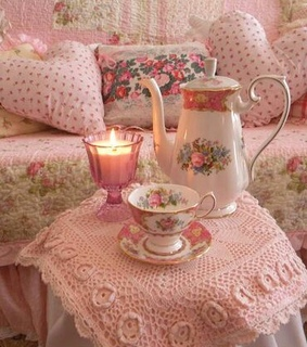 candle, girly and room