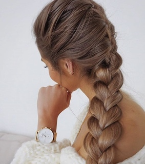 accessories, lovely and braids