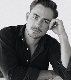 handsome, white and dacre montgomery