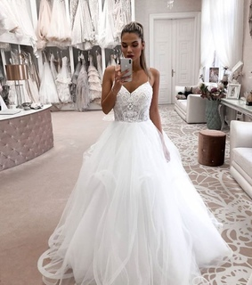 gown, veil and wedding dress
