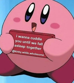 kirby, love and couples