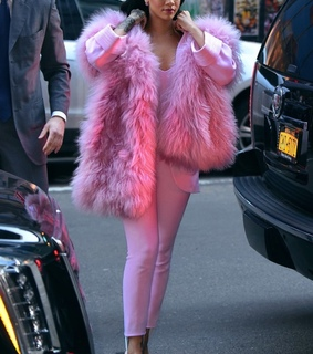 pink, fenty and rich