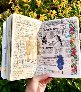 moleskine diaries, jbecreate and moleskine